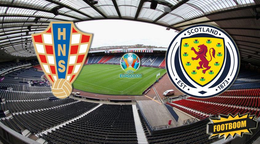 Хорватия - Шотландия 3:1. Заколдованный барьер