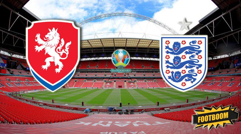 Чехия - Англия 0:1. Два разных тайма