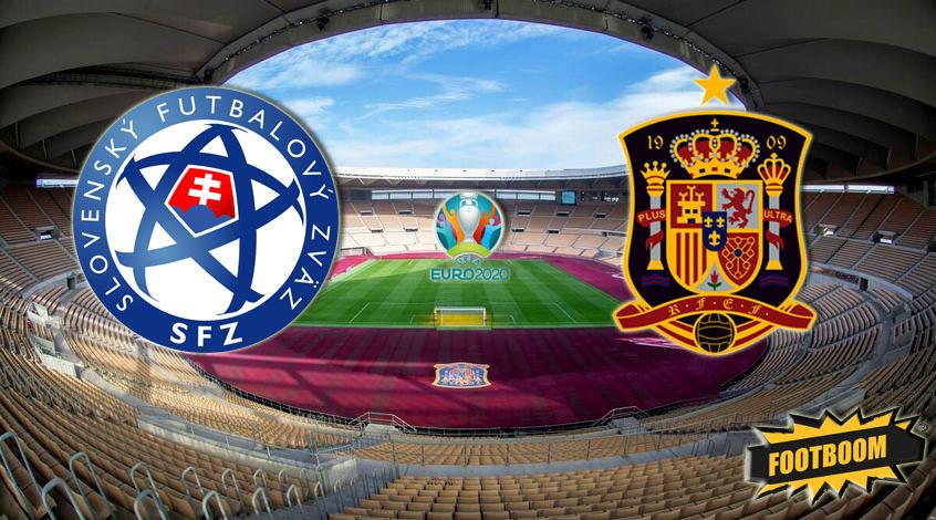 Словакия - Испания. Анонс и прогноз матча