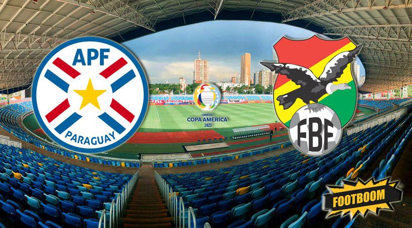 Парагвай - Боливия. Анонс и прогноз матча