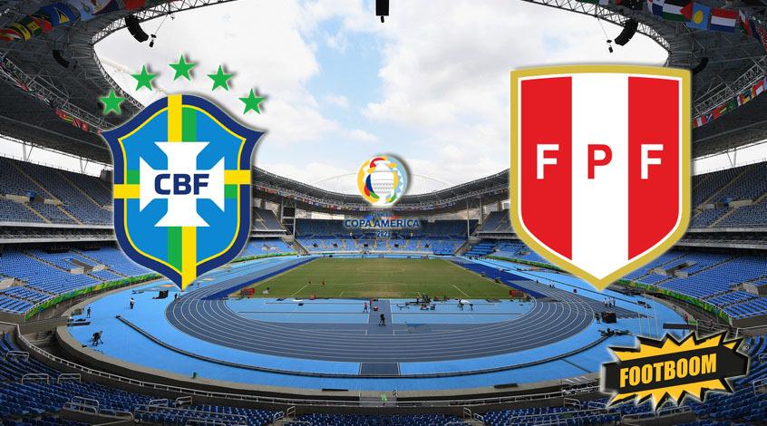 Бразилия -  Перу: где и когда смотреть матч онлайн