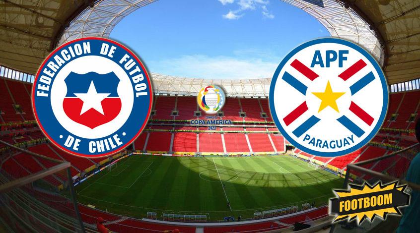 Чили - Парагвай. Анонс и прогноз матча