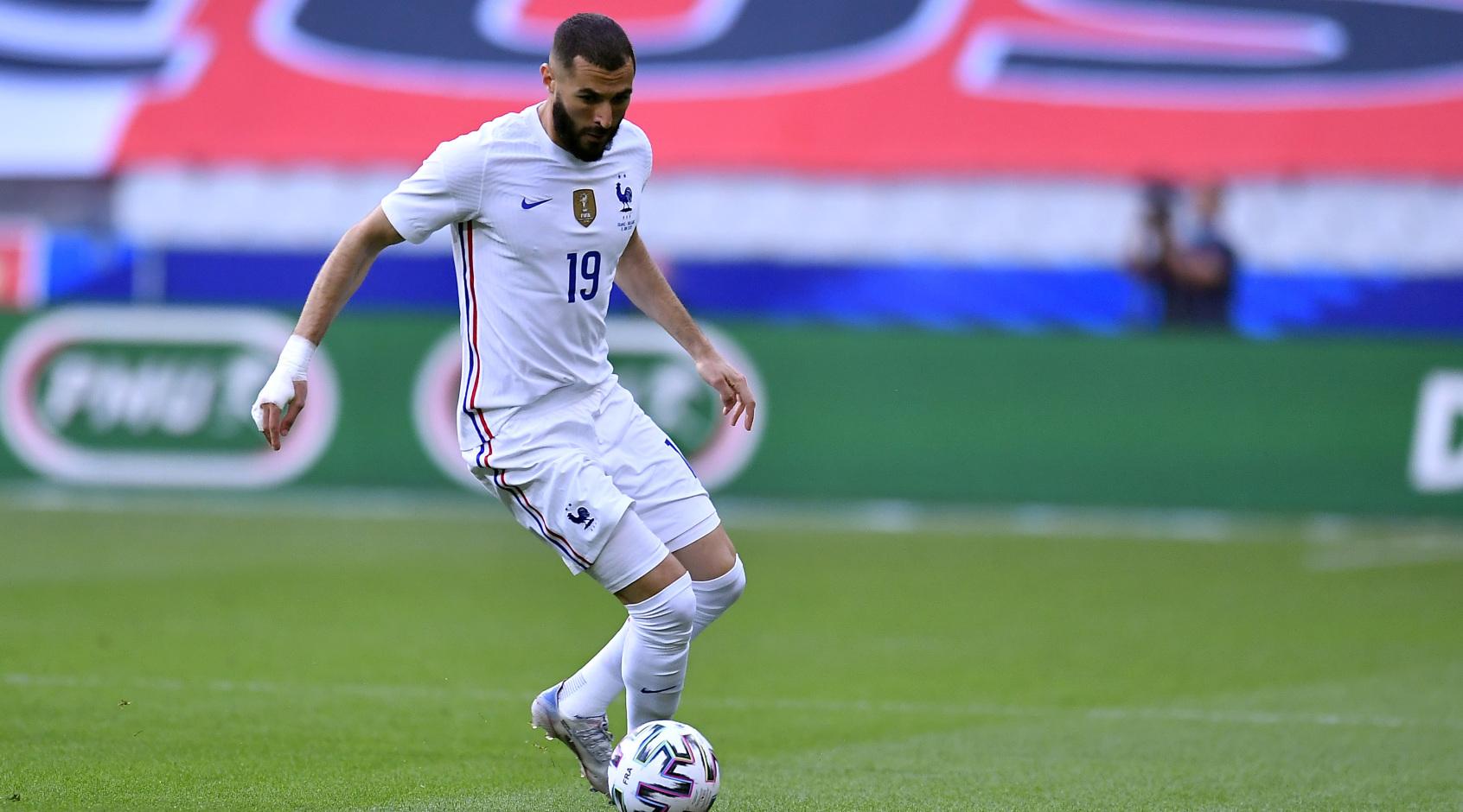 Португалия – Франция 1:1. Гол Карима Бензема с пенальти (Видео)
