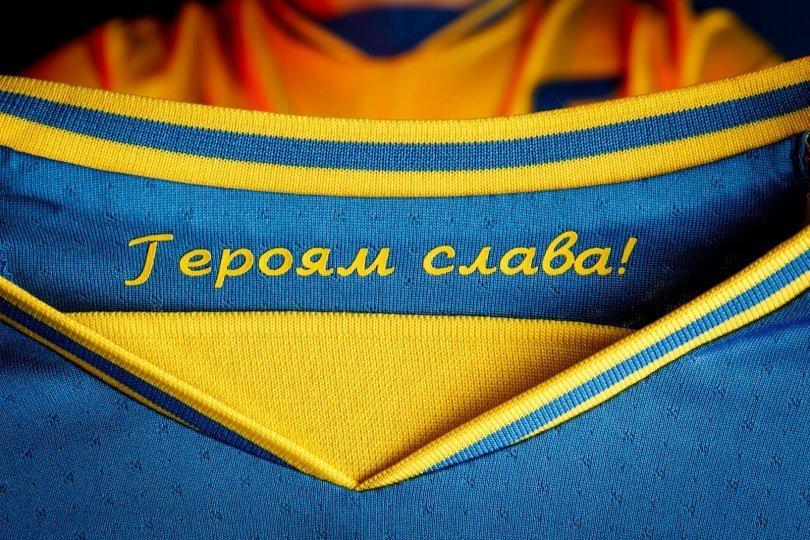 """Евгений Левченко: """"Странно, что именно сейчас УЕФА решил подкорректировать футболку сборной Украины"""" - изображение 1"""
