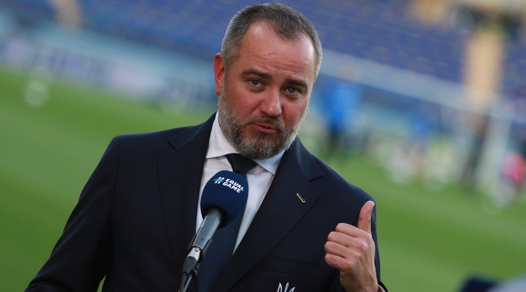 ПФЛ проголосовала за выдвижение Павелко кандидатом на выборы президента УАФ