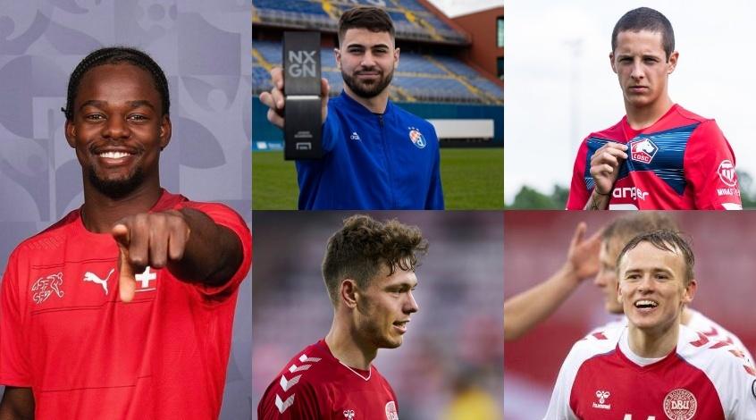 """Игроки, которые могут """"зажечь"""" на Евро-2020 благодаря коронавирусу: Лотомба, Брадарич, Гвардиол, Дамсгор и Сков-Ольсен"""