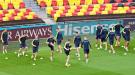 Збірна України на Євро-2020: повернення до Бухаресту та заміна тренувального поля