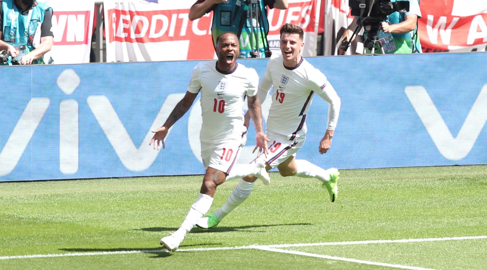 Англия - Хорватия 1:0. Нарушая традиции