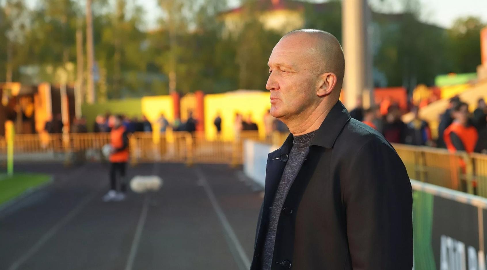 Роман Григорчук – лучший тренер чемпионата Беларуси в мае