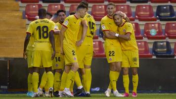 """Ла Лига 2. Плей-офф. Финал. """"Жирона"""" добывает волевую победу в Мадриде"""
