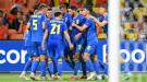 Нидерланды - Украина 3:2. Эмоция