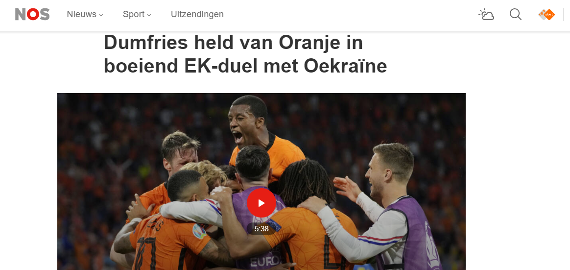Нидерланды – Украина: обзор нидерландских СМИ - изображение 1