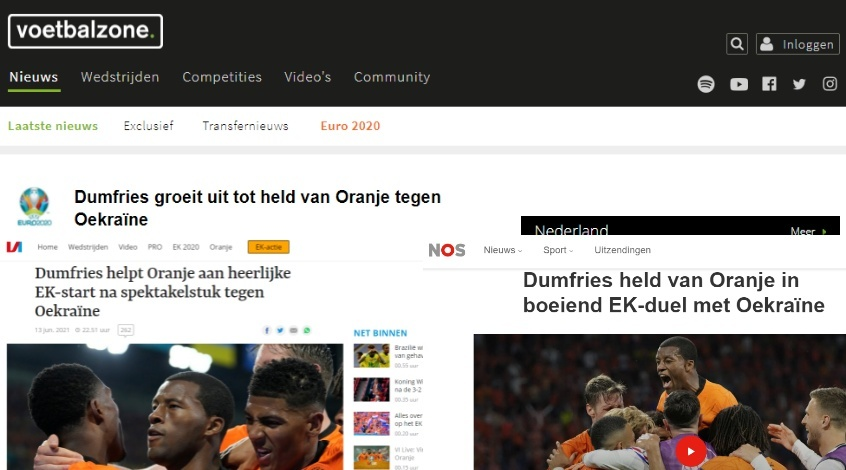 Нидерланды – Украина: обзор нидерландских СМИ