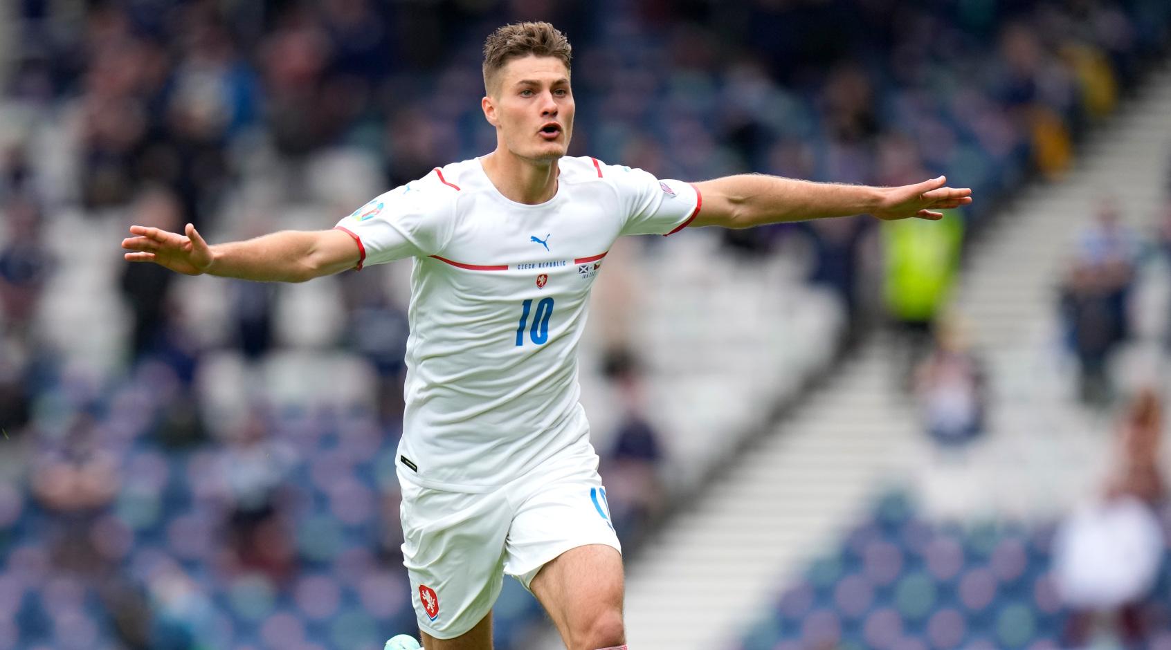 Нидерланды – Чехия 0:2. Гол Патрика Шика (Видео)