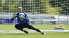 В сборной Англии на Евро-2020 произошла замена вратаря