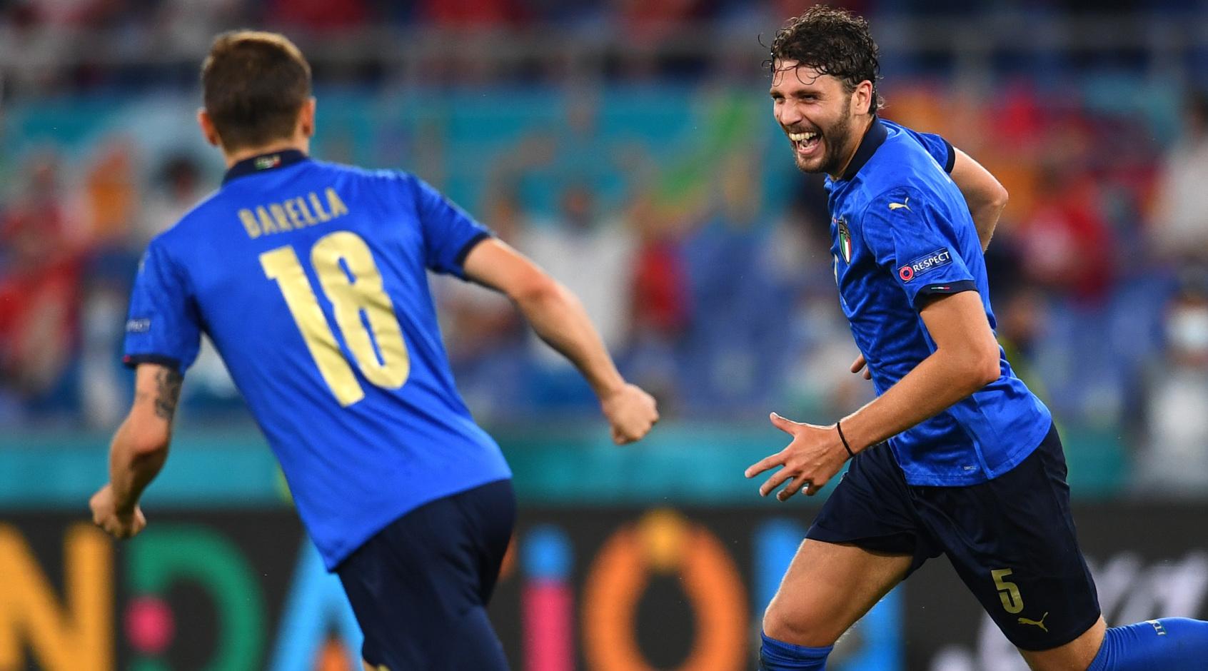 """Италия - Швейцария 3:0. """"Сассуоло"""" - базовый клуб"""