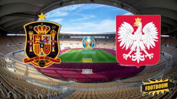 """Испания - Польша 1:1. Награда """"Кадре"""" за отвагу"""