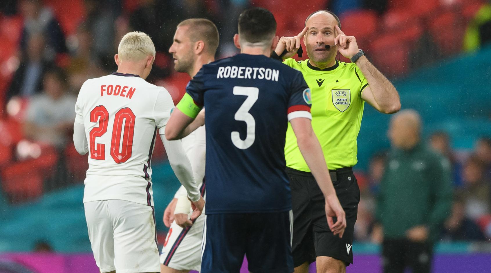 Англия - Шотландия 0:0. Беззубые львы