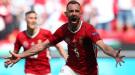 Венгрия - Франция 1:0. Гол Аттилы Фиолы (Видео)