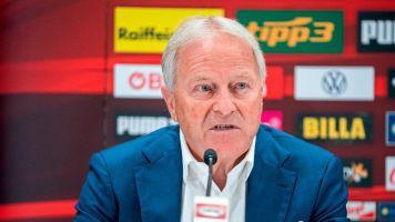 """Президент австрийского футбольного союза: """"Мы не хотим повторения """"Хихонского позора"""" в матче с Украиной"""""""