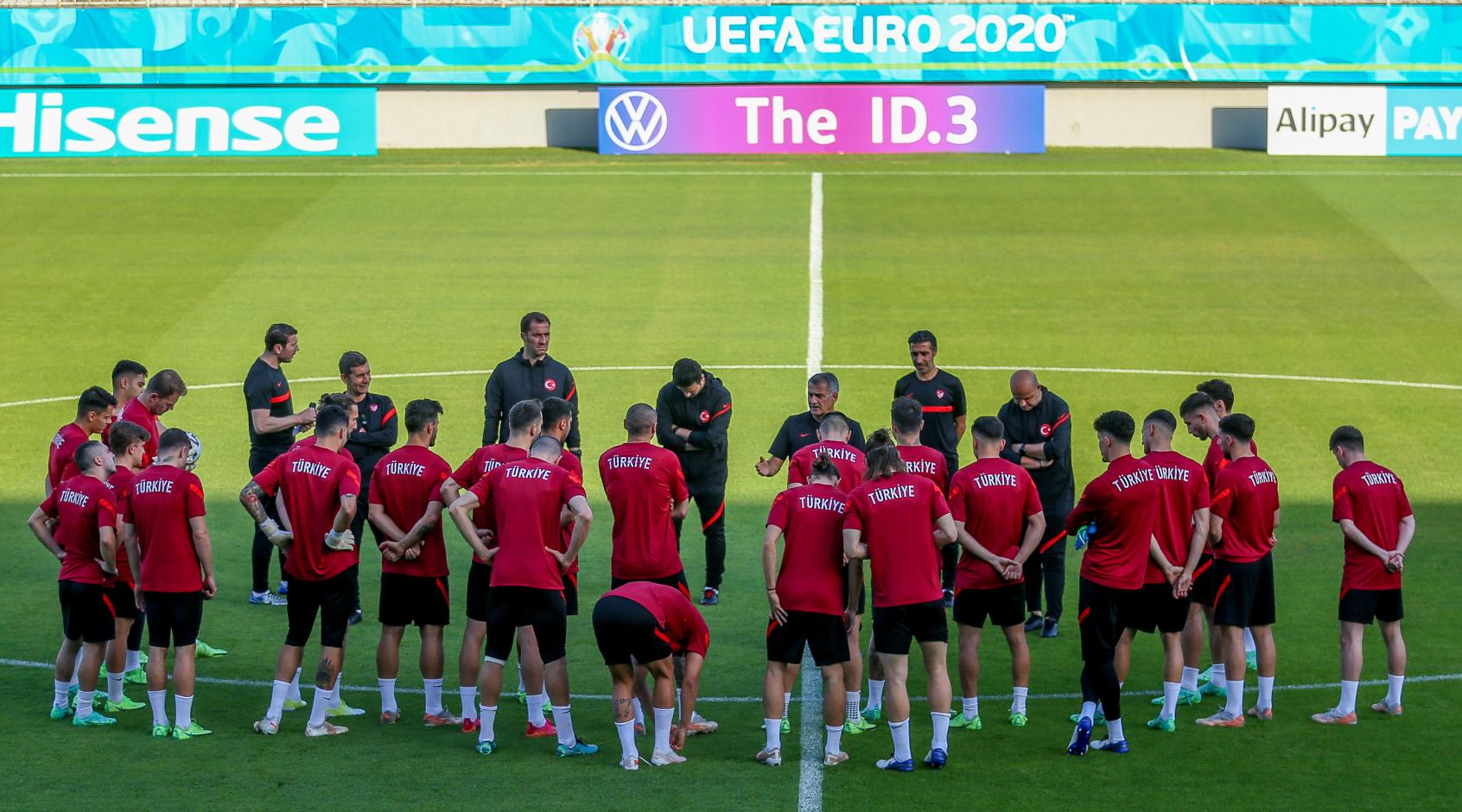 Сборная Турции может стать худшей командой в истории чемпионатов Европы