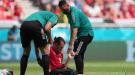 Форвард сборной Венгрии Адам Салай сможет помочь своей команде в матче с Германией