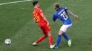 Италия - Уэльс 1:0. Шанс резервистам: Бернардески и Белотти не убедили