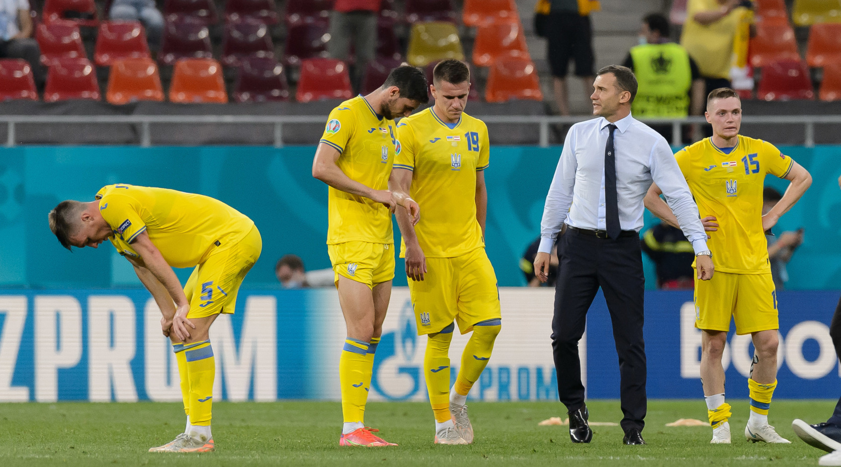 """Юрий Шелепницкий: """"Если бы даже удержали счет 0:0, то против Италии и этот """"автобус"""" бы не помог"""""""