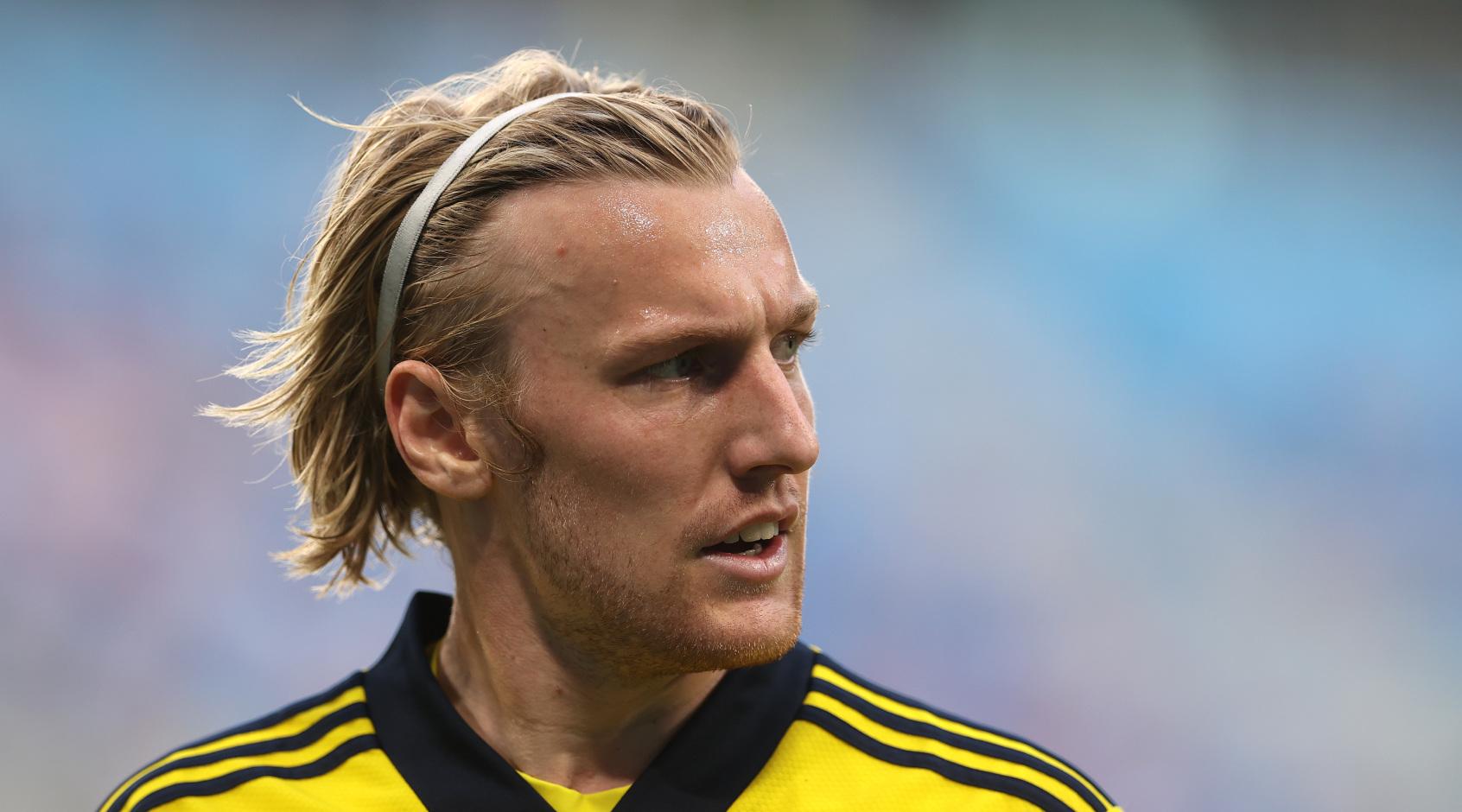 Швеция - Польша 2:0. Эмиль Форсберг оформил дубль (Видео)