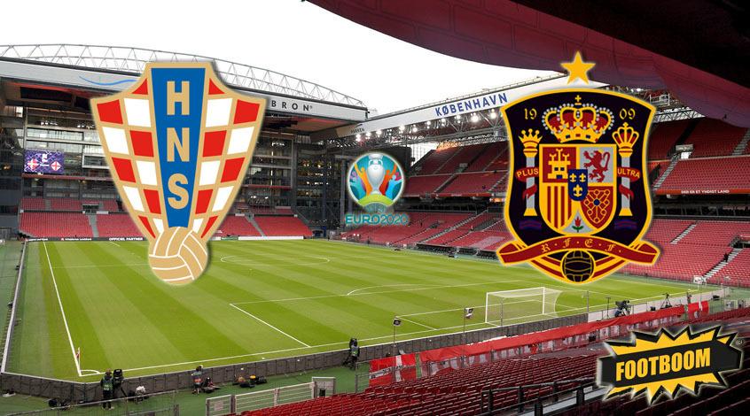 Хорватия - Испания. Анонс и прогноз матча