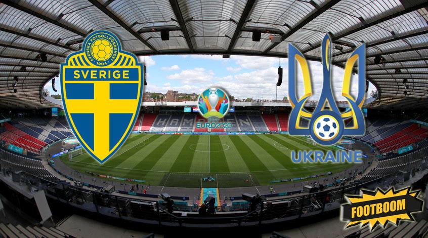 Швеция -  Украина: где и когда смотреть матч онлайн