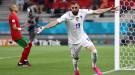 Карим Бензема признан лучшим игроком матча Евро-2020 Португалия - Франция