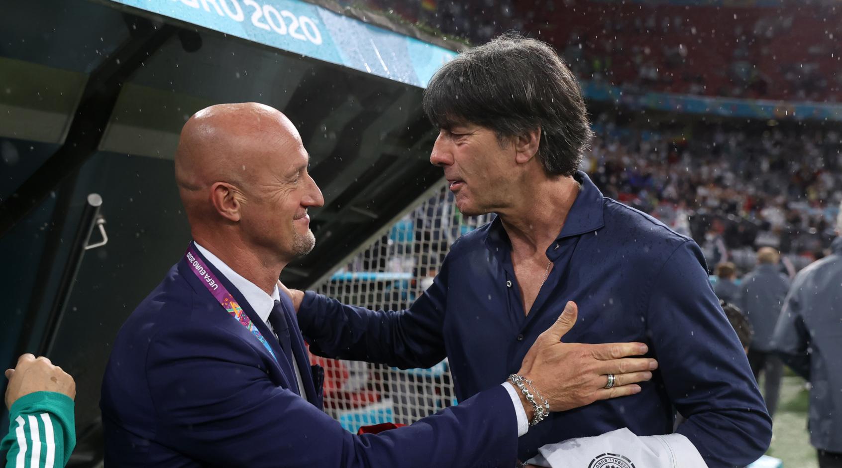 """Марко Росси: """"Мне не верится, что Венгрия разочарована счетом 2:2 в Мюнхене, а немцы довольны"""""""