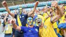 Более трех миллионов шведов посмотрели матч с Украиной