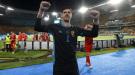 """Тибо Куртуа: """"Боюсь, что чемпионат Европы для Эдена Азара уже завершен"""""""