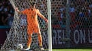 Автогол в матче Хорватия - Испания стал самым дальним в истории Евро