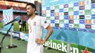 СерхиоБускетс признан лучшим игроком финала четырех Лиги наций