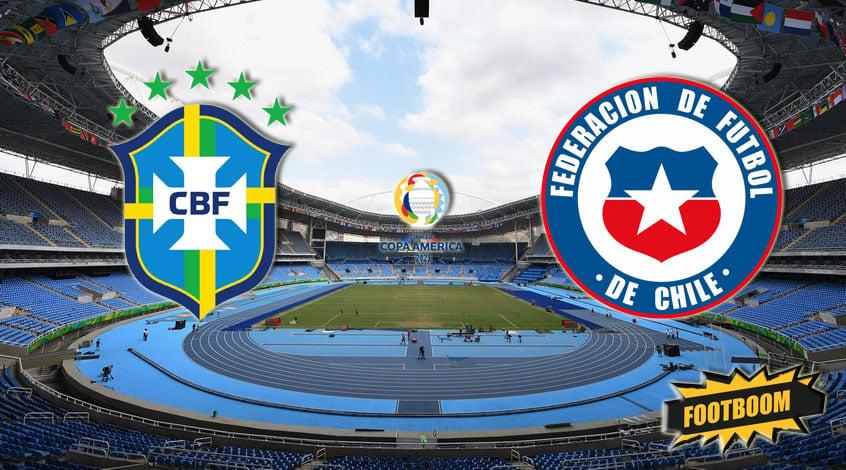 Бразилия -  Чили: где и когда смотреть матч онлайн