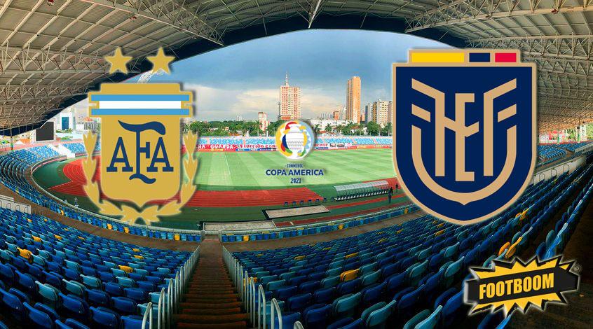Аргентина -  Эквадор: где и когда смотреть матч онлайн