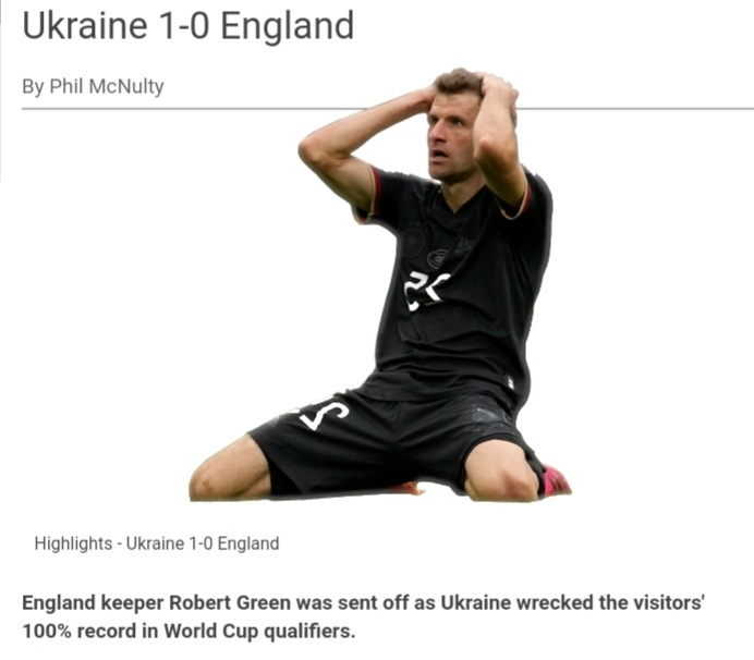 В соцсетях высмеяли промах Томаса Мюллера в матче с Англией (Фото) - изображение 16
