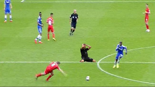 В соцсетях высмеяли промах Томаса Мюллера в матче с Англией (Фото) - изображение 24