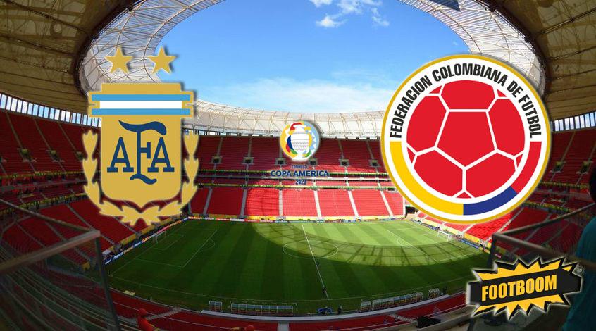 Аргентина -  Колумбия: где и когда смотреть матч онлайн