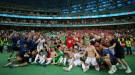 Сборная Дании пожертвовала более миллиона евро премиальных ради развития футбола в стране
