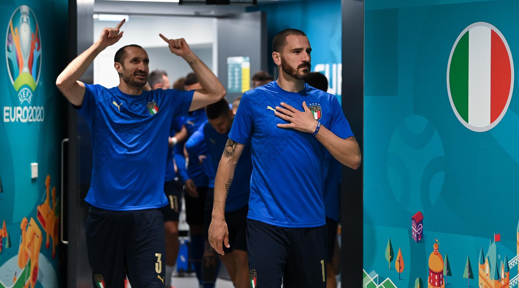 Кьеллини сказал, кому посвятил победу сборной Италии на Евро-2020
