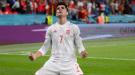 Италия - Испания 1:1. Гол Альваро Мораты (Видео)