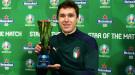 Федерико Кьеза признан игроком матча Евро-2020 Италия - Испания