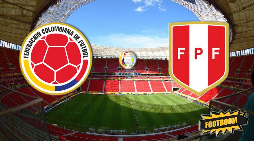 Колумбия -  Перу: где и когда смотреть матч онлайн
