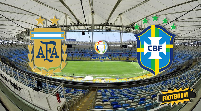 Аргентина -  Бразилия: где и когда смотреть матч онлайн
