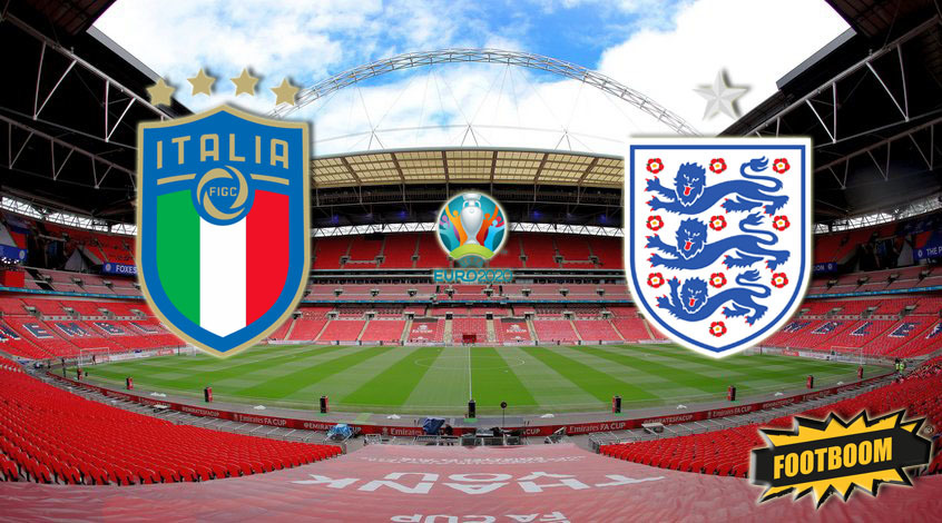 Италия -  Англия: где и когда смотреть матч онлайн