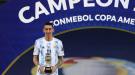 Анхель Ди Мария признан лучшим игроком финала Копа Америка-2021